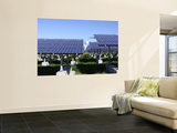 A Photovoltaic System of Solar Cells Wall Mural by  Stocktrek Images