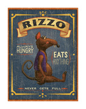 Rizzo: Always Hungry Prints