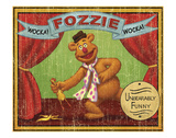 Fozzie: Unbearably Funny Plakater
