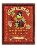 Kermit the Frog: Master of Ceremonies Kunstdrucke