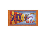 Gonzo: The Great Affiches
