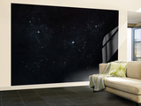 Cluster of Stars in Outer Space Wall Mural – Large by  Stocktrek Images