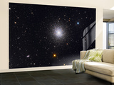 The Great Globular Cluster in Hercules Wall Mural – Large by  Stocktrek Images