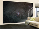 A Wide Field View Centered on the Eta Carina Nebula Wall Mural – Large by  Stocktrek Images