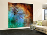 The Elephant Trunk Nebula Wall Mural – Large by  Stocktrek Images