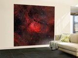 Emission Nebula NGC 6820 Wall Mural – Large by  Stocktrek Images