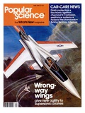 Front cover of Popular Science Magazine: April 1, 1980 Prints