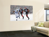 Colts Bills Football: Orchard Park, NY - Fred Jackson Wall Mural by David Duprey