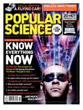 Front cover of Popular Science Magazine: October 1, 2008 Print