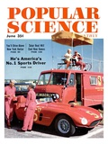 Front Cover of Popular Science Magazine: June 1, 1950 Prints