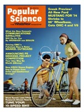 Front cover of Popular Science Magazine: June 1, 1973 Posters