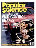 Front cover of Popular Science Magazine: November 1, 1984 Posters
