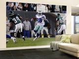 Cowboys Eagles Football: Philadelphia, PA - Felix Jones Wall Mural – Large by Matt Slocum
