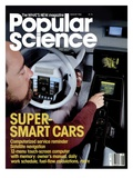 Front cover of Popular Science Magazine: August 1, 1984 Art