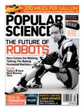 Front cover of Popular Science Magazine: September 1, 2006 Prints