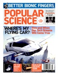 Front cover of Popular Science Magazine: March 1, 2006 Print