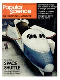 Front cover of Popular Science Magazine: November 1, 1974 Posters