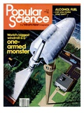 Front cover of Popular Science Magazine: January 1, 1981 Prints
