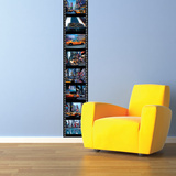 New York Color Wall Decal