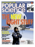 Front cover of Popular Science Magazine: November 1, 2004 Poster