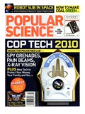 Front cover of Popular Science Magazine: February 1, 2007 Prints