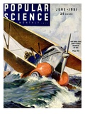 Front Cover of Popular Science Magazine: June 1, 1931 Prints