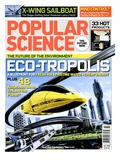 Front cover of Popular Science Magazine: July 1, 2008 Affiches