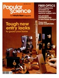 Front cover of Popular Science Magazine: May 1, 1980 Art