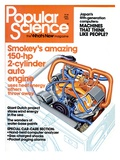 Front cover of Popular Science Magazine: April 1, 1983 Print