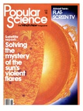 Front cover of Popular Science Magazine: June 1, 1981 Art