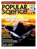 Front cover of Popular Science Magazine: July 1, 2005 Print