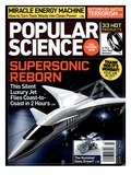 Front cover of Popular Science Magazine: March 1, 2007 Prints