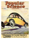 Front Cover of Popular Science Magazine: December 1, 1930 Prints