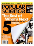 Front cover of Popular Science Magazine: June 1, 2005 Lminas