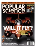 Front cover of Popular Science Magazine: January 1, 2005 Posters