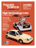 Front cover of Popular Science Magazine: January 1, 1980 Art