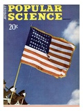 Front cover of Popular Science Magazine: August 1, 1940 Prints