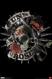 Guns N' Roses - Fire Power Posters