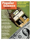 Front cover of Popular Science Magazine: October 1, 1973 Posters