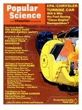 Front cover of Popular Science Magazine: September 1, 1973 Art