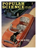 Front Cover of Popular Science Magazine: April 1, 1947 Prints