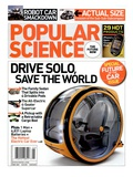 Front cover of Popular Science Magazine: May 1, 2007 Affiches