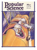 Front Cover of Popular Science Magazine: May 1, 1929 Prints