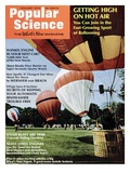 Front Cover of Popular Science Magazine: January 1, 1972 Poster