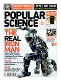 Front cover of Popular Science Magazine: May 1, 2008 Art