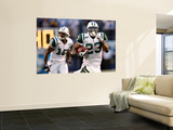 Jets Chargers Football: San Diego, CA - Shonn Greene Wall Mural by Lenny Ignelzi