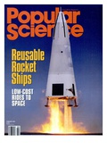 Front cover of Popular Science Magazine: February 1, 1994 Prints