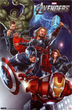 Avengers - Group Prints