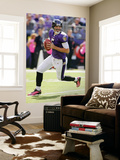 Bengals Ravens Football: Baltimore, MD - Joe Flacco Wall Mural by J. David Ake