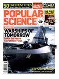 Front cover of Popular Science Magazine: March 1, 2008 Prints